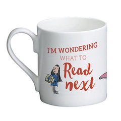 Mug - Mathilda - Roald Dahl - What to Read Next...