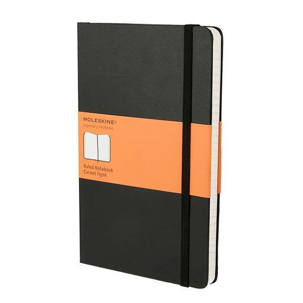 Notebook - Large Ruled - Moleskine Legendary