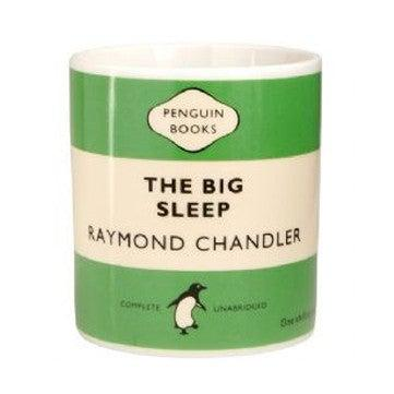 Mug - Penguin - The Big Sleep - Raymond Chandler