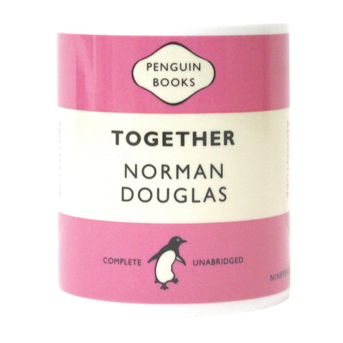 Mug - Penguin - Together - Norman Douglas-Mug-Book Lover Gifts