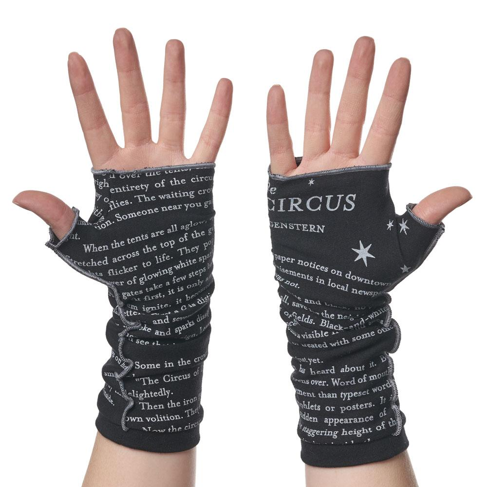 Writing Gloves - The Night Circus - Erin Morgenstern