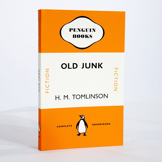 Notebook - Old Junk - Penguin