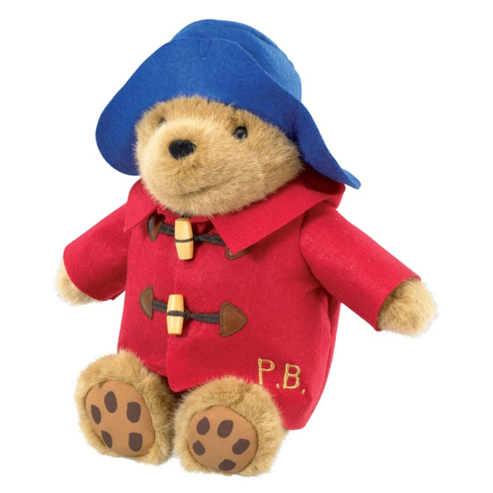 Soft Toy - Paddington Bear Teddy-Game-Book Lover Gifts