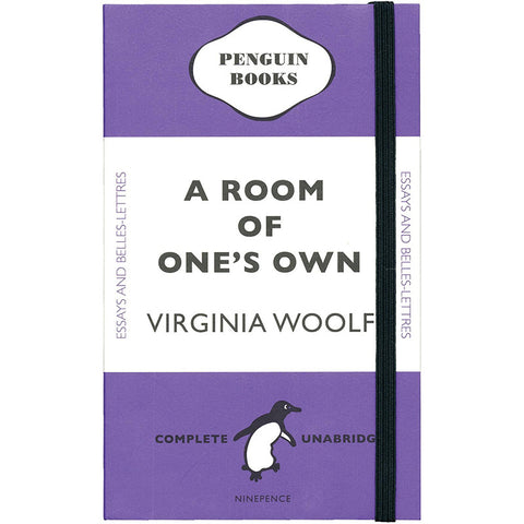 Notebook - A Room of One's Own - Virginia Woolf