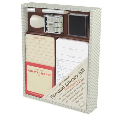 Personal Library - Home Librarian Kit