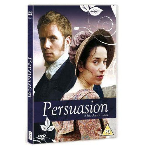 DVD - Persuasion - ITV - Sally Hawkins - 2007-DVD-Book Lover Gifts