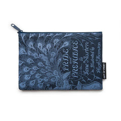 Pouch / Zip Up / Make Up Bag / Pencil Case - Pride & Prejudice
