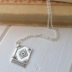 Necklace - Book Charm - Pride & Prejudice - Jane Austen