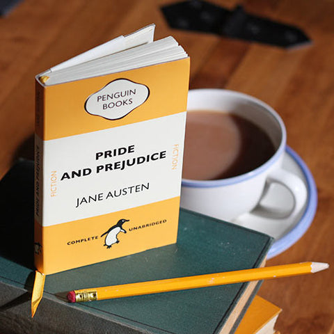 Notebook - Pride and Prejudice - Jane Austen - Penguin