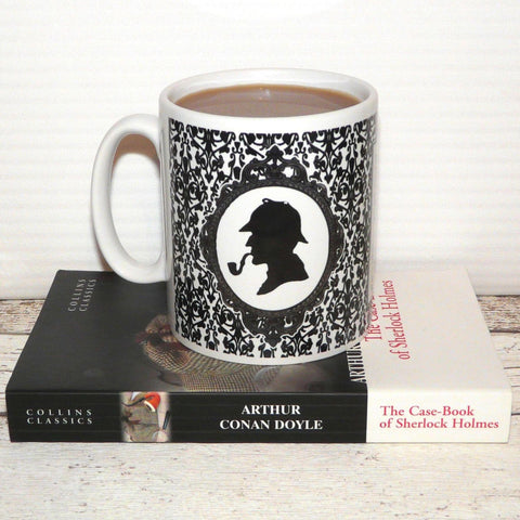 "Mug - ""You're the Sherlock to my Watson""-Mug-Book Lover Gifts"