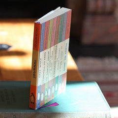 Pocket Notebook - Classic Book Spines - Penguin
