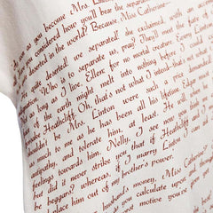 Book Scarf - Wuthering Heights - Bronte