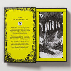 Storytelling Card Game - The Hollow Woods-Game-Book Lover Gifts