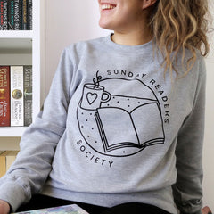 Sweatshirt Top - Sunday Readers Society