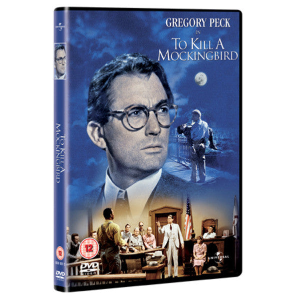 DVD - To Kill a Mockingbird - Gregory Peck 1962-DVD-Book Lover Gifts