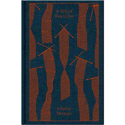 A Tale of Two Cities - Charles Dickens - Clothbound Classics-Book-Book Lover Gifts