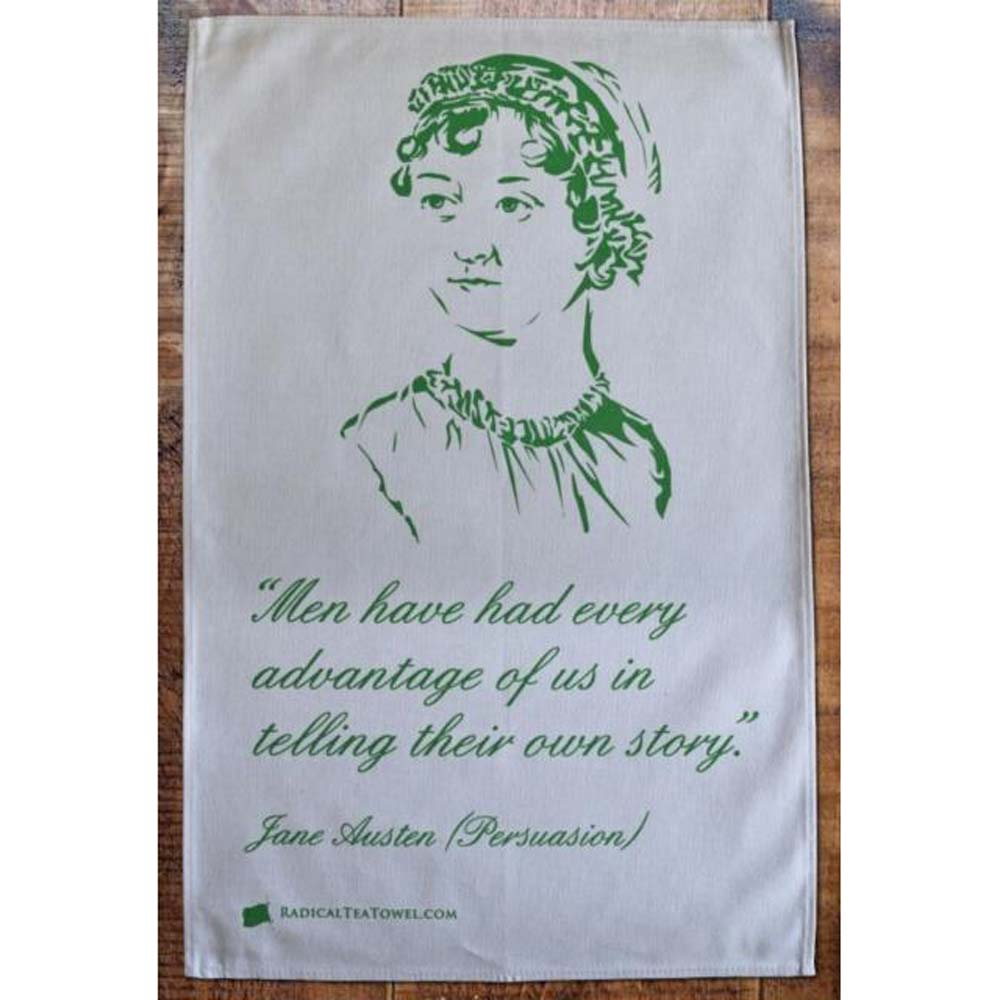 Tea Towel - Radical - Jane Austen