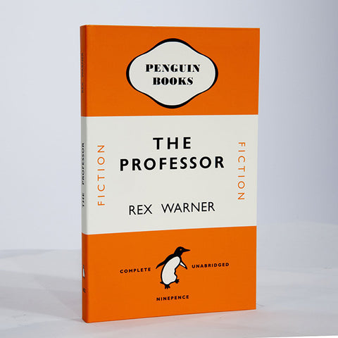 Notebook - The Professor - Penguin