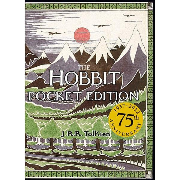 The Pocket Hobbit - J. R. R. Tolkien-Book-Book Lover Gifts