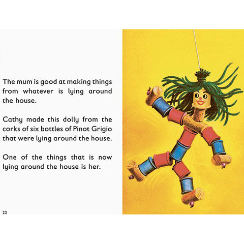 How it Works: The Mum - Ladybird Book-Book-Book Lover Gifts