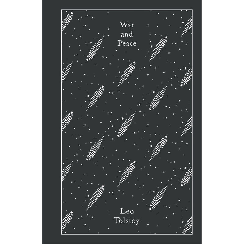 War and Peace - Leo Tolstoy - Clothbound Classics