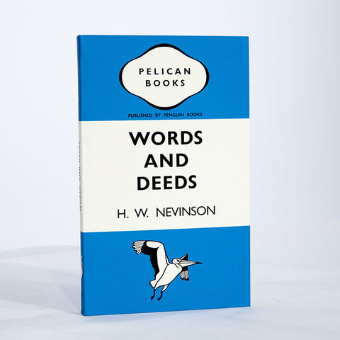 Notebook - Words & Deeds - Penguin