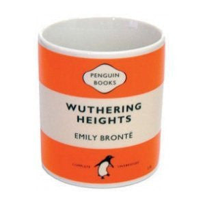 Mug - Penguin - Wuthering Heights - Emily Bronte-Mug-Book Lover Gifts