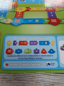 NIB Vtech  Go Go Smart Wheels Deluxe Track Set
