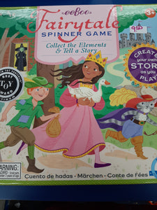 Eeboo Fairytale Spinner Game 3+