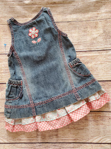 Pumpkin Patch baby girl dress so 3-6 months