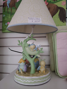 Children's kids line lamp,snug as a bug