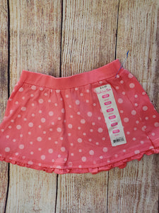 New Kids Korner baby girl skirt sz 12months