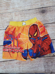 Marvel baby boys swimming trunks sz18 months