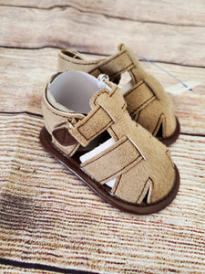 New Boys sandals sz 0-6 months