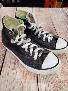 Converse all star girls shoes sz3