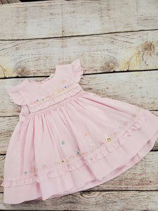Youngbrand pink dress size 3-6