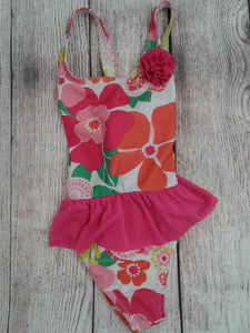 "Girls ""Gymboree"" swimming suit sz 3T"