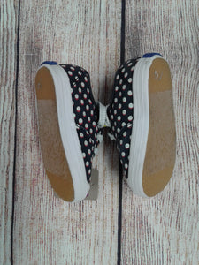 "Baby girl ""Keds"" shoes sz 3.5"