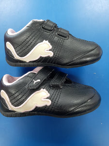 Puma Black Sneakers sz 3