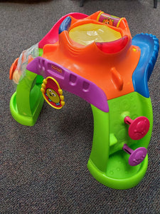 Fisher Price Musical activity table/balls