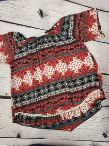 Rue Juju girls top print 6