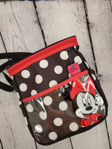 Disney girls lunchbox black Minnie mouse