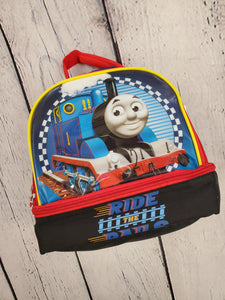 Thomas the Train boys lunchbox blue