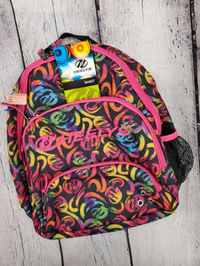 Heelys backpack boys or girls new multi