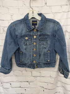 Highway Jeans girls jacket blue denim 7