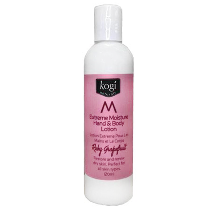 Ruby Grapefruit Hand & Body Lotion    120ml