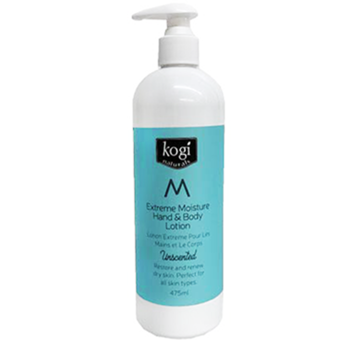 Unscented Hand & Body Lotion   475ml