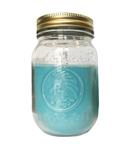 Blue Raspberry Large Mason