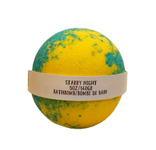Load image into Gallery viewer, Starry Night Bathbomb