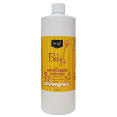 Baby Foaming Shampoo & Body Wash Refill   1 lt.